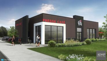 Presse Café Sherbrooke