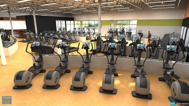 World Gym pour Technogym